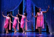 The Shirelles in Beautiful - The Carole King Musical. Photo Joan Marcus