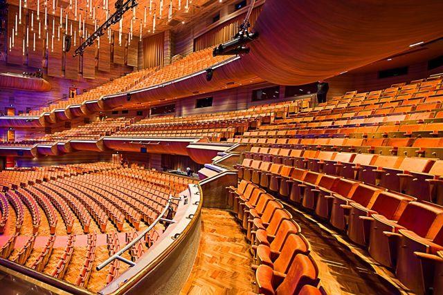 Melbourne S Hamer Hall Reopens Is 136 Million Money Well