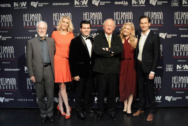 Helpmann Award Nominations
