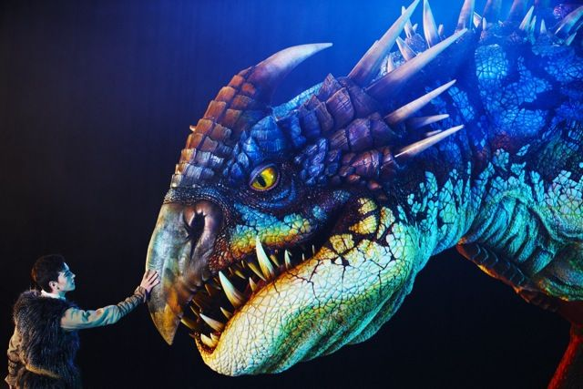 How to train your dragon arena spectacular to premiere in australia how to train your dragon arena spectacular to premiere in australia ccuart Images