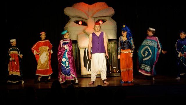 Aladdin Jr Magic Carpet Costume Vidalondon