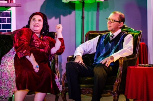 a review of the sophisticated comedy blithe spirit a play by nol coward The play noel coward created during england's battle-scarred year of 1941, blithe spirit, is a delightfully satirical comedy about ghosts blithe spirit by noel coward search the site go.