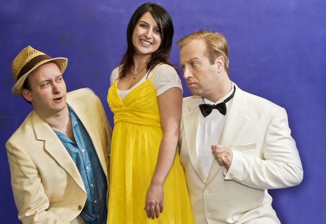 Hornsby Musical Society (NSW) presents Dirty Rotten Scoundrels from August ...