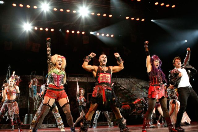 New Releases: We Will Rock You and Strictly Ballroom The Musical   Stage Whispers