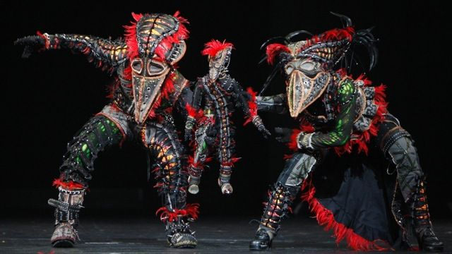 The Costume Makers' World Championship – WOW.