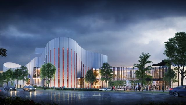 New Western Sydney Performing Arts Centre