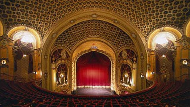 Upgrade to Stage of State Theatre Sydney Planned