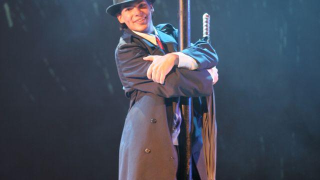 Singing in the Rain.