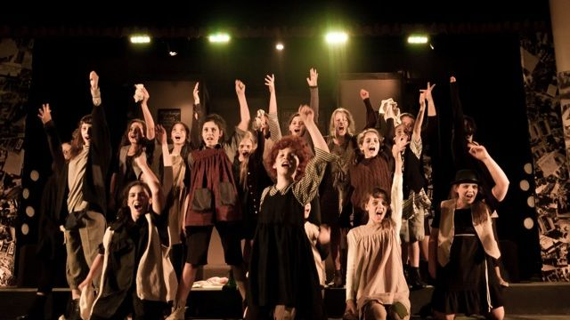Director's Diary: Annie – The Regals Musical Society