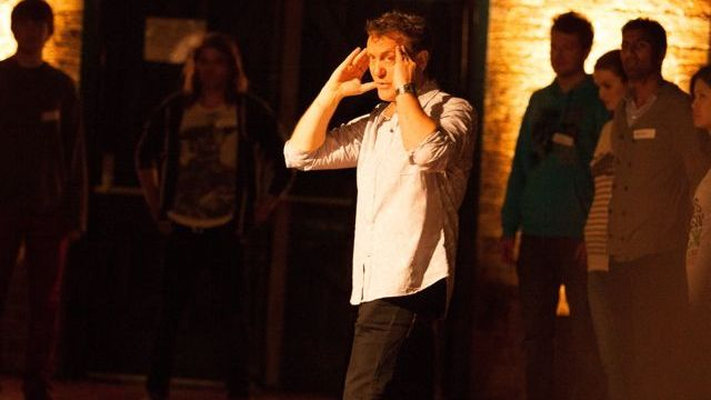 Dean Carey: Acting at Your Peak