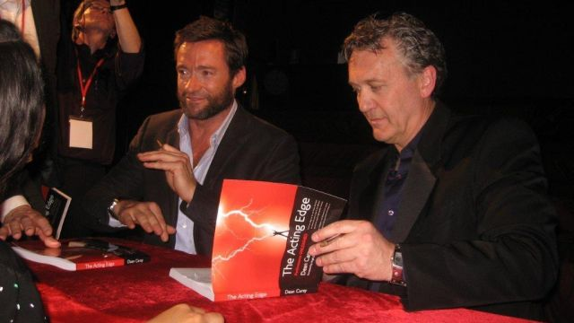 Hugh Jackman and Dean Carey Launch The Acting Edge