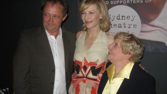 Cate Blanchett beats Cate Blanchett – 2009 Sydney Theatre Awards