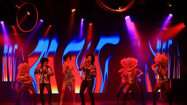 Dazzling Club Lights