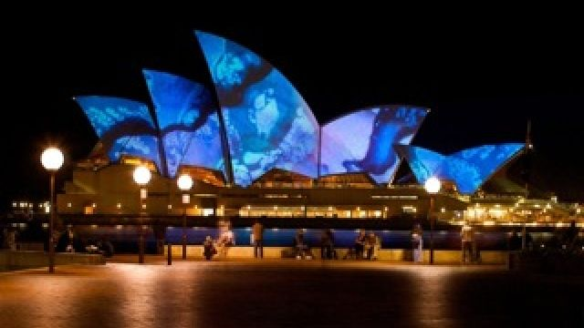 "Opera House Crisis … ""Give me 180 million or it shuts."""