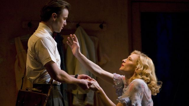 A Streetcar Named Desire by Tennesse Williams.