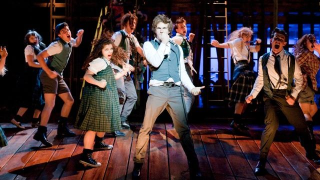 Spring Awakening. Book and lyrics by Steven Sater, music by Duncan Sheik, original play by Franz Wedekind.