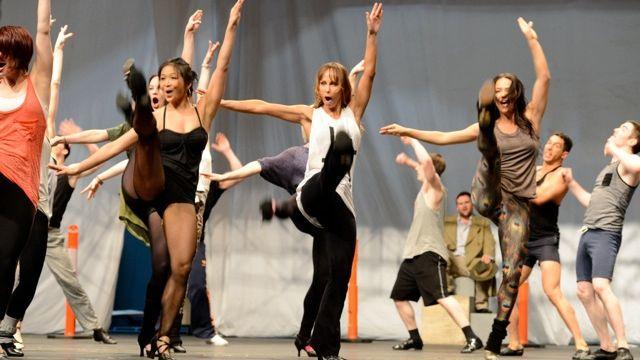 Choreographing King Kong