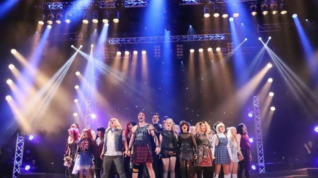 We Will Rock You – A Lighting Designer's Diary
