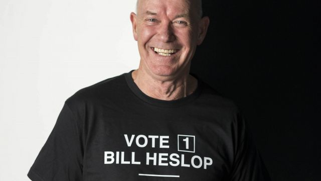 Gary Sweet to Play Bill Heslop inMuriel's Wedding the Musical