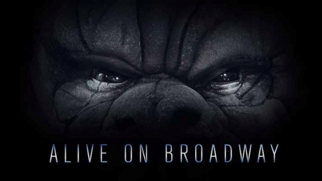 King Kong for Broadway in 2018
