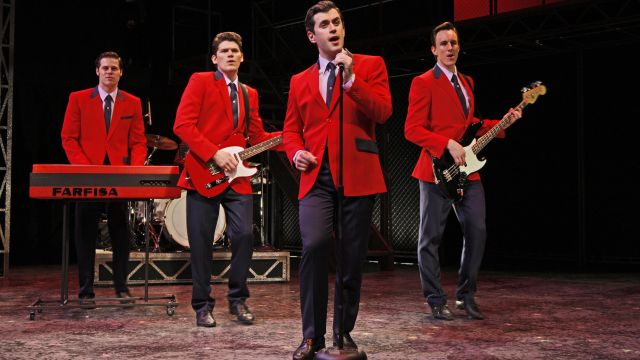 Jersey Boys Returns