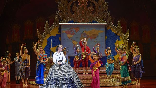 Sydney Child Cast for The King and I