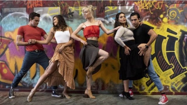 Cast Announced for West Side Story on Sydney Harbour