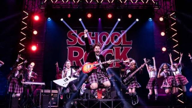 School of Rock for Brisbane and Sydney
