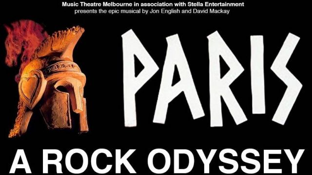 PARIS - Full Melbourne Cast
