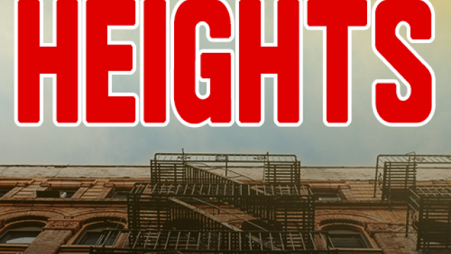 In The Heights at Hayes Theatre