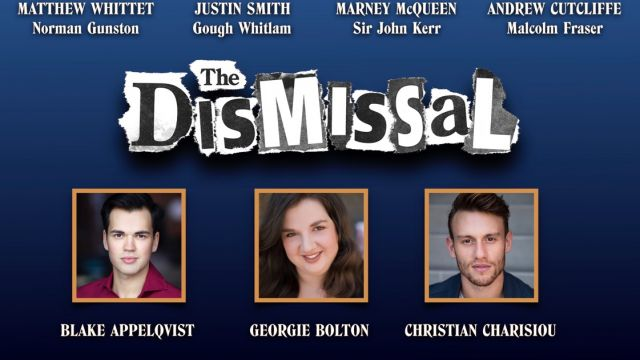 The Dismissal Cast Announced