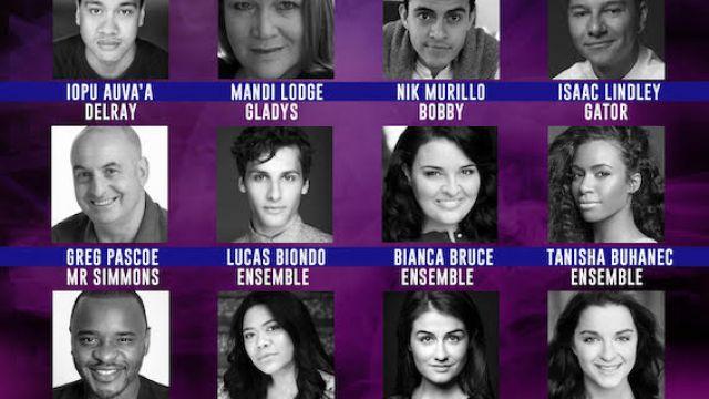 Memphis - Australasian Premiere Cast Announced