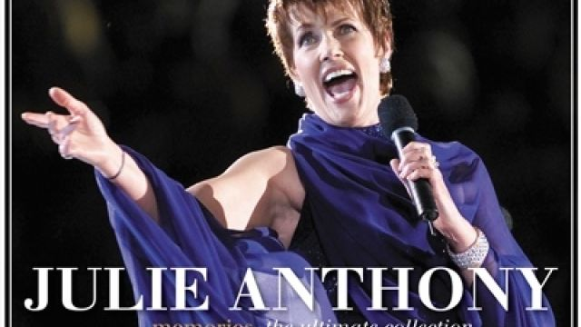 JULIE ANTHONY: MEMORIES: THE ULTIMATE COLLECTION
