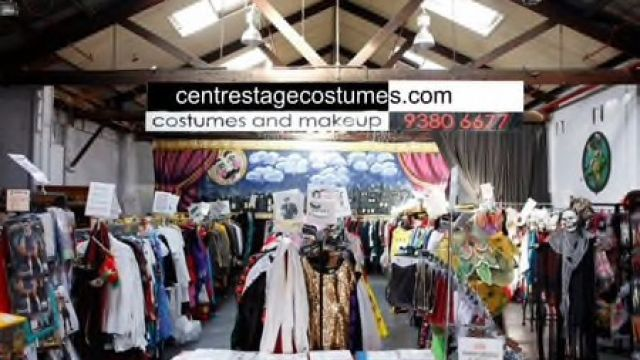Stage Make-up and Accessories