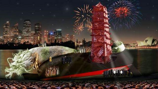 Set Design for 2016 Handa Opera on Sydney Harbour Revealed