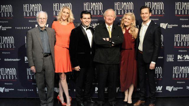 2016 Helpmann Award Nominations