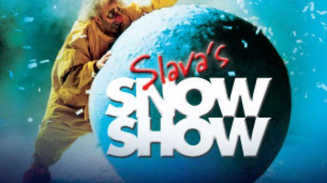 SLAVA'S SNOWSHOW STORMS BACK INTO AUSTRALIA