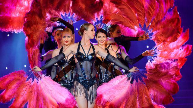 Cabaret De Paris Can Cans into QPAC