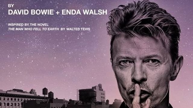 Bowie's Lazarus Musical For Melbourne