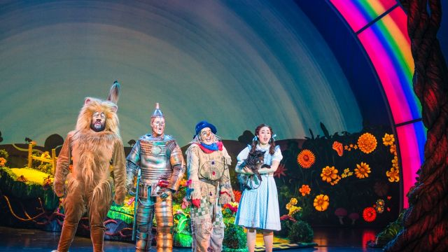 The Wizard of Oz - Full Cast - Adelaide and Melbourne Dates