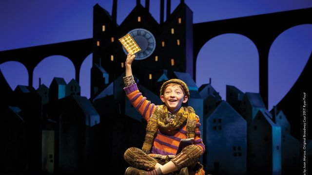 Charlie and the Chocolate Factory for Sydney