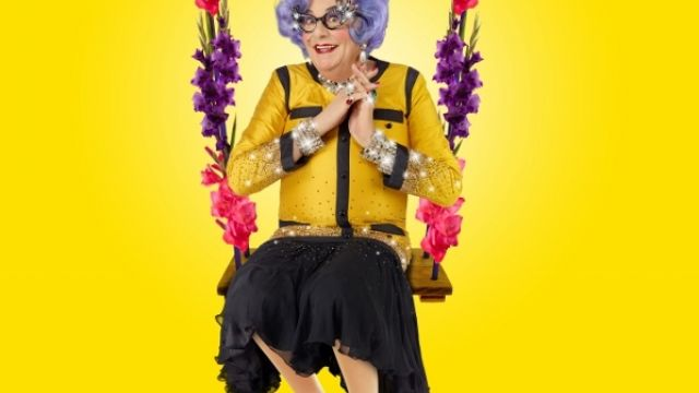 Dame Edna Emerges From Retirement