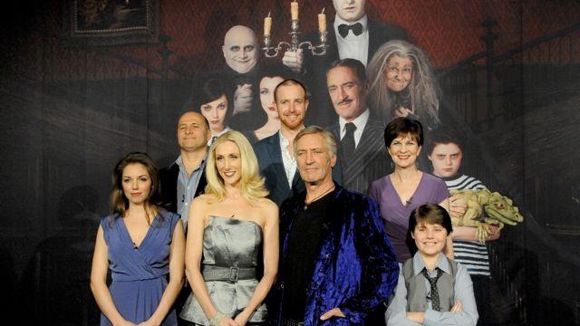 Addams Family Australian Cast