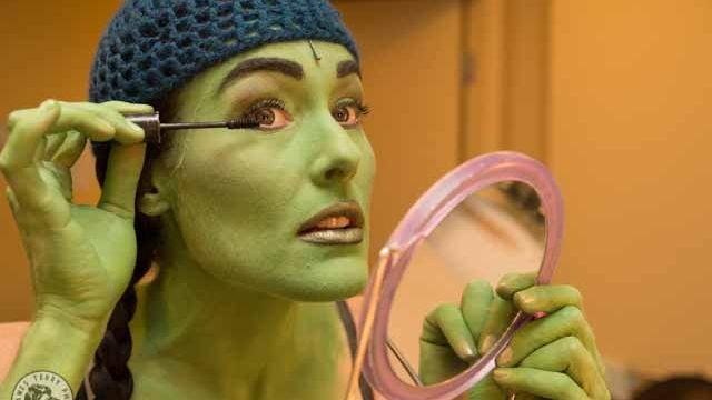 Greening Jemma
