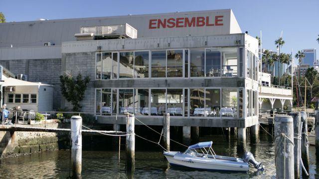 ENSEMBLE THEATRE 2012 SEASON