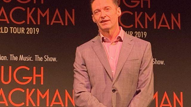 Hugh Jackman Australian Tour Dates Announced