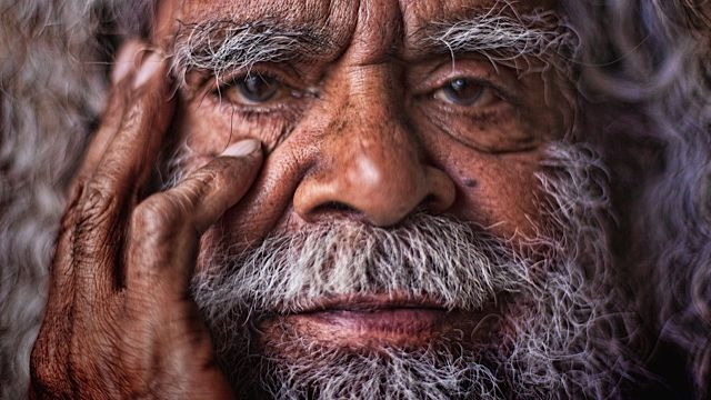 Green Room Awards 2014 Lifetime Achievement Award to Uncle Jack Charles