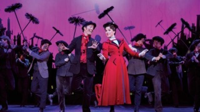 Mary Poppins in Sydney