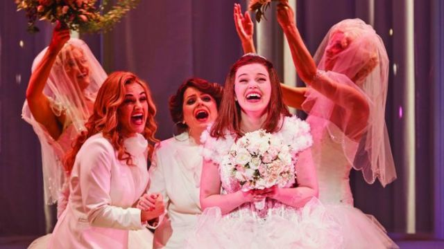 Muriel's Wedding Scoops Helpmann Nominations.