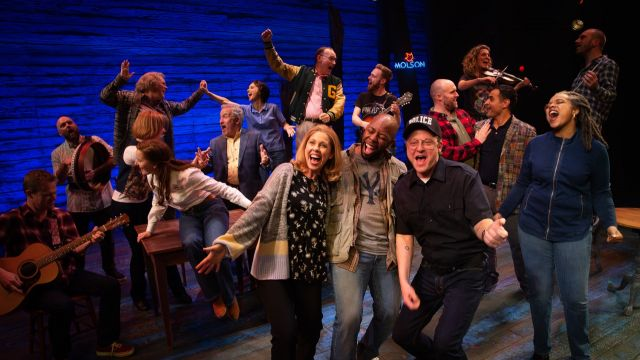 Sydney Season for Come From Away